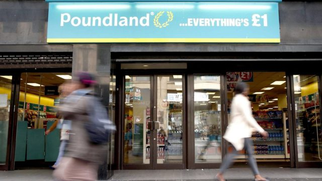 Knives will no longer be available in Poundland's 755 branches (PA)