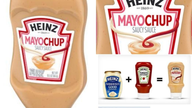 Mayochup is coming to the UK