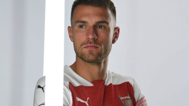 Ramsey has been presented as a midfield panacea ready made for an assortment of European superclubs - but he has a lot to do to live up to that billing (Getty Images)