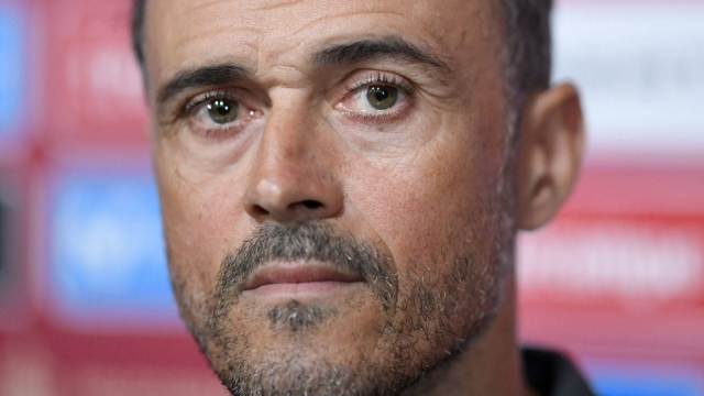 Luis Enrique is unloved at both Real Madrid and Barcelona and takes the helm with Spain in something of a crisis (Getty Images)
