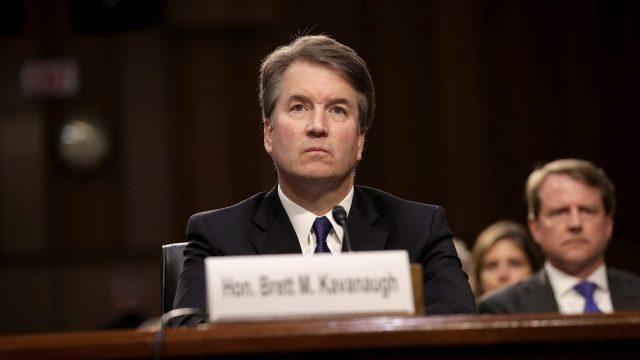 Supreme Court nominee Judge Brett Kavanaugh (Photo: Getty Images)