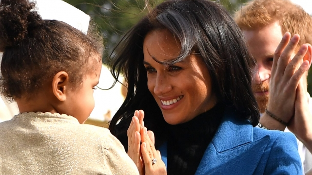 With Meghan creating a cookbook to help Grenfell survivors, she has made it clear that she is conscious of causes that prioritise people and women of colour (Photo: Ben Stansall/WPA Pool/Getty Images)