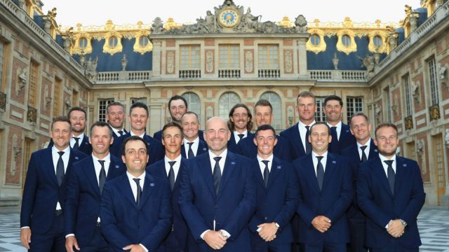 Europe's team for the 2018 Ryder Cup (Getty Images)