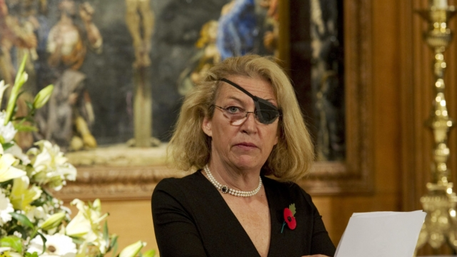 Marie Colvin the war correspondent was killed in Syria in 2012