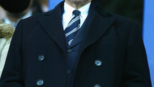 Eddie Davies was Bolton owner during the club's golden era (Getty Images)