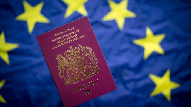 The UK and EU came from very different starting points (Photo: Matt Cardy/Getty Images)