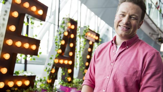 Jamie Oliver McDonald's