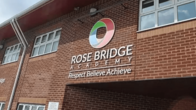 Rose Bridge Academy in Ince, Wigan has reportedly threatened pupils with isolation over school uniform (Wigan Today)