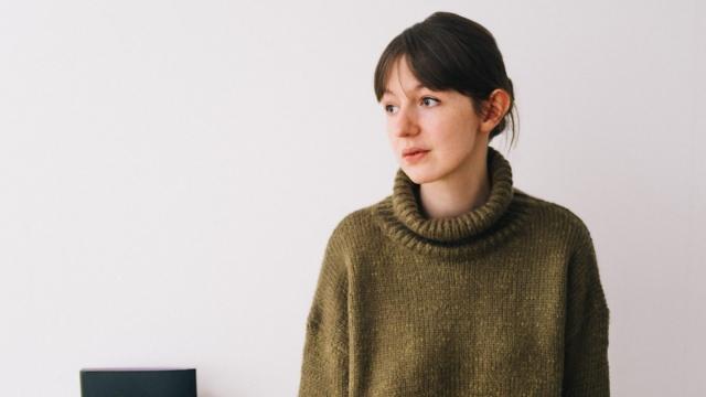 Sally Rooney, author of Normal People (photo: Jonny Davies)