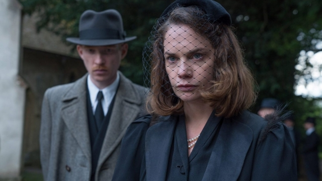 Ruth Wilson in The Little Stranger. Photo: Pathe