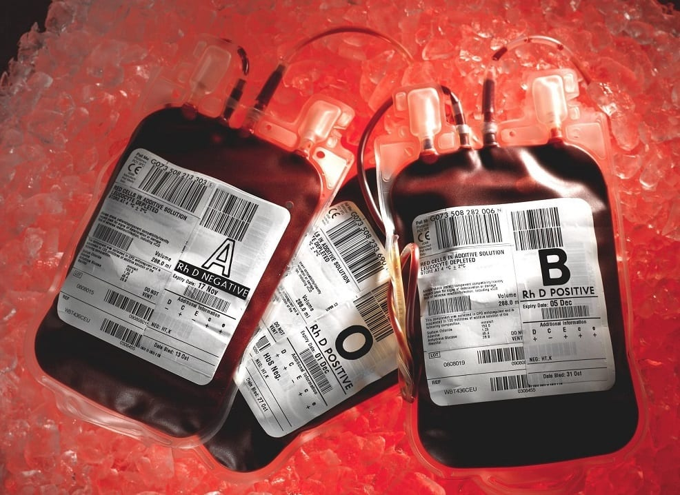 The inquiry into the contaminated blood scandal was announced by Theresa May in July 2017. (Photo: NHS Blood and Transplant/PA)