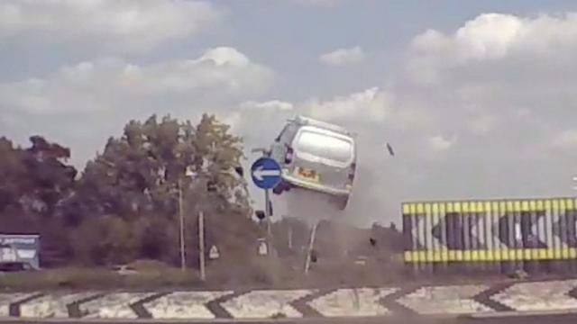 Article thumbnail: car crash