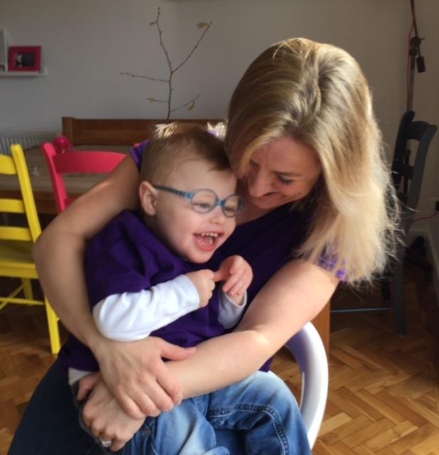 Ilmarie Braun says her son Eddie urgently needs higher strength medicinal cannabis to control his epilepsy (Photo: Ilmarie Braun)