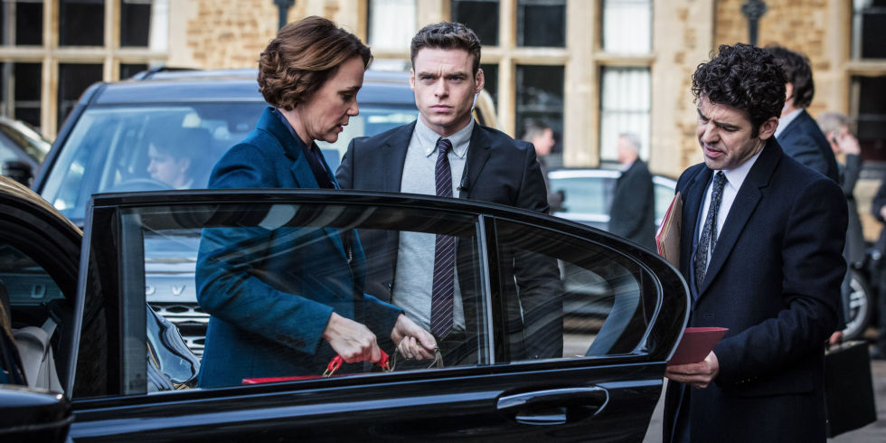 Bodyguard is ideal for finding the fine line between spoilers and lazy viewers (Photo: BBC)