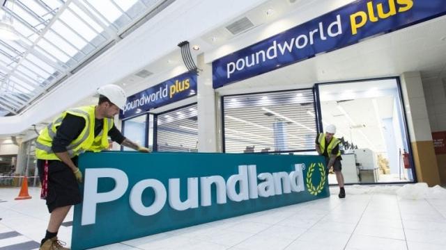 Poundland Poundworld
