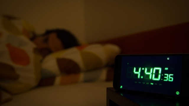 The study was led by a team of scientists at the University of Surrey's Sleep Research Centre. (Photo: Dominic Lipinski/PA)