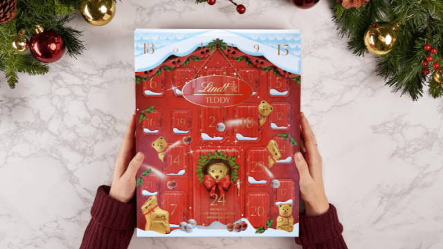 16 best advent calendars for kids this Christmas