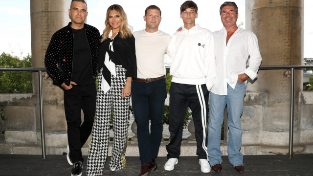 X Factor live tour will be in February and March next year (Photo by John Phillips/Getty Images)