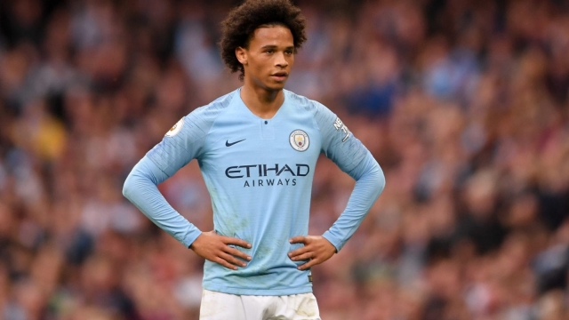 Leroy Sane's pace could prove too much for Brighton (Photo: Getty)