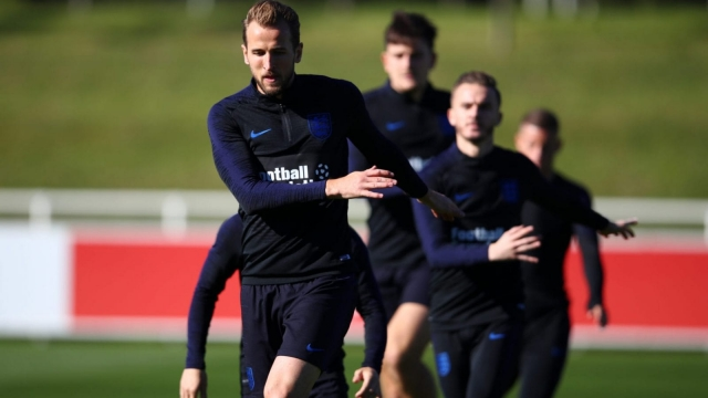 Can Golden Boot winner Harry Kane get on the scoresheet again for England? (Getty Images)