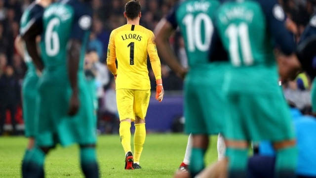 Lloris' errors are affecting results and his teammates (Getty Images)