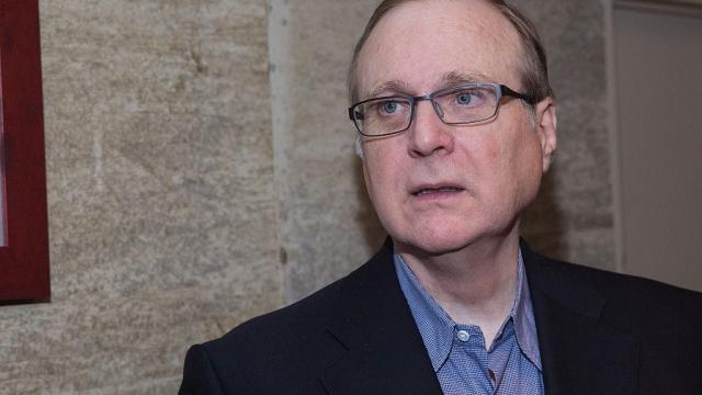 Microsoft co-founder, sports team owner, philanthropist and investor Paul Allen (Photo: Getty)