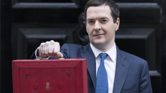 Former Chancellor George Osborne oversaw six years of austerity (Getty Images)
