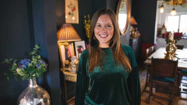 Jade started her £100,000 business by selling furniture on eBay