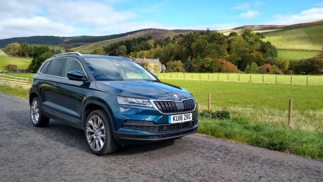 Article thumbnail: Skoda Karoq