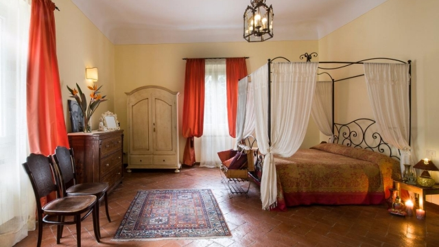 Social media whizzes and advertising gurus can stay at ll Palagetto Guest House in Florence, Italy free of charge. (Photo: barterweek.com)