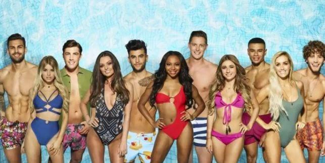 Article thumbnail: Love Island has helped drive sales of thong underwear, John Lewis believes (Photo: ITV2)