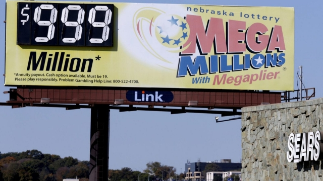 A billboard in Omaha, Nebraska, show the highest number it can display (Photo: Getty)