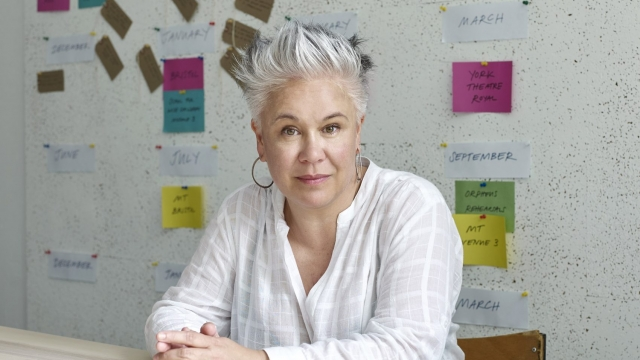 Article thumbnail: Emma Rice is launching her new company Wise Children, at the Old Vic and it feels 'bloody marvellous'. Photo: Suki Dhanda