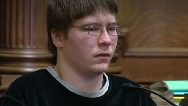 Brendan Dassey in Making a Murderer (Netflix)