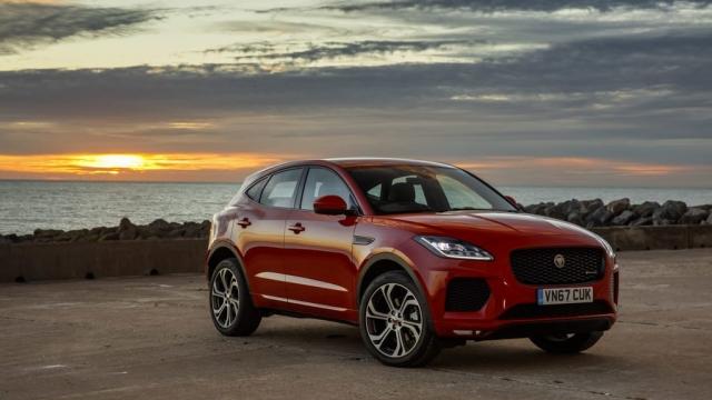 Article thumbnail: Jaguar E-Pace