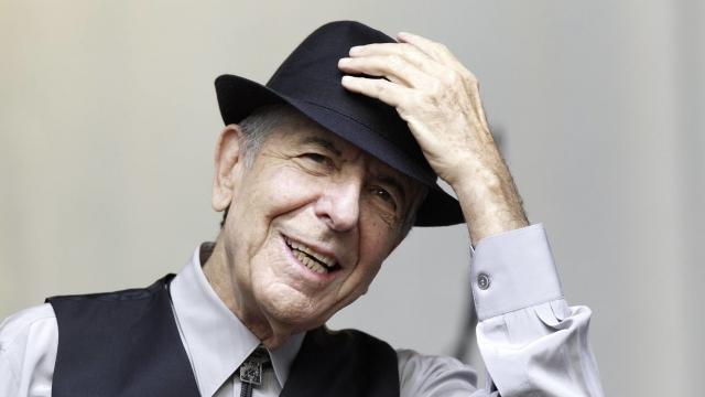 Leonard Cohen (Getty)