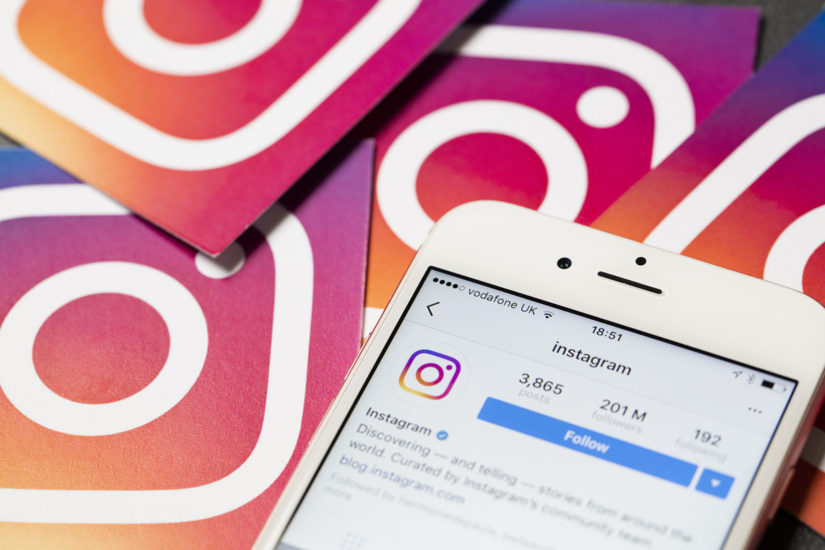 Instagram is introducing a new set of tools, which are designed to clean up toxic content (Photo: Shutterstock)