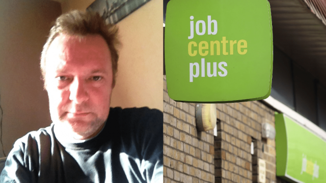 Tony Rice missed a string of meetings at the Jobcentre which he says he knew nothing about (PA)
