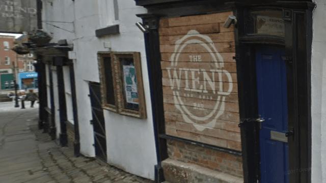 The Wiend Bar in Wigan (Google Street View)