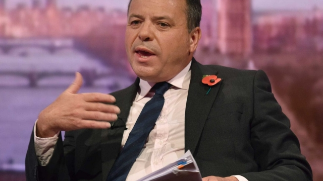Arron Banks denies all allegations of wrong-doing (Photo: BBC)