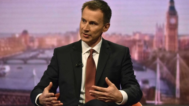 Jeremy Hunt made an appeal to MPs ahead of the crucial Brexit vote (Photo: PA)