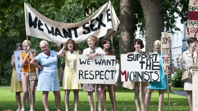The Equal Pay Act helped women in the workplace, as shown in the film Made in Dagenham, but inequality remains ingrained in everyday life