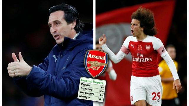 Unai Emery has enjoyed a good start as Arsenal manager (Reuters)