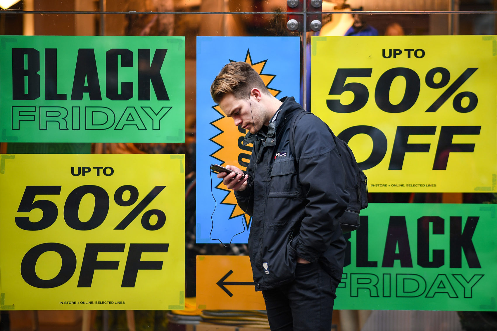 Black Friday 2018: UK deals are 'inferior' and Britons 'don't trust' shops