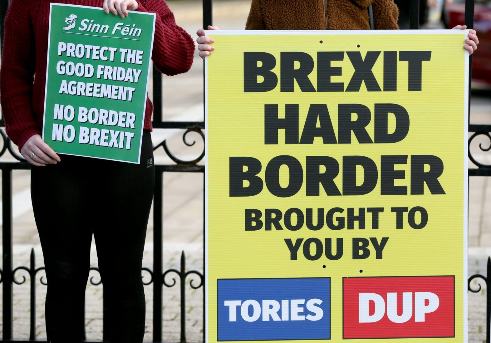 Brexit deal: why the Irish border and a potential backstop are the big  sticking points