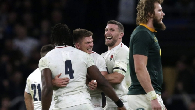 England clung on for the narrowest of wins against South Africa (Getty Images)