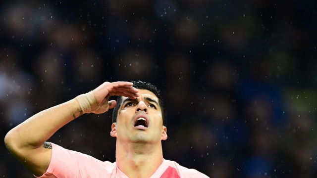 Inter 1-1 Barcelona: Luis Suarez and co should win Champions League Group B but will need more than this to go all the way (Getty Images)
