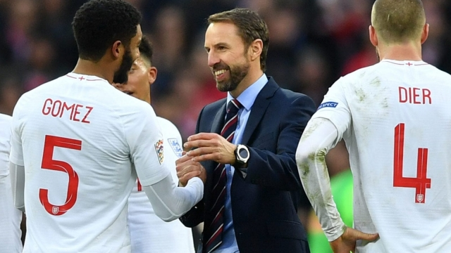 Southgate was involved in the Euro 96 England squad who are considered the last to have a similar level of unity (Getty Images)