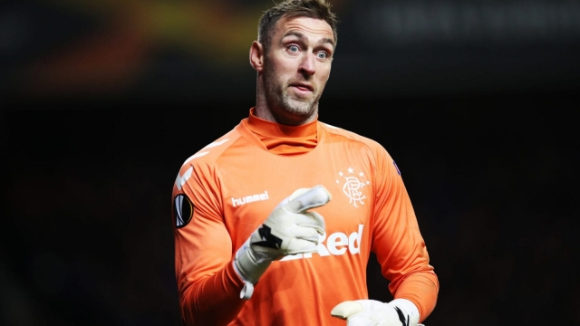 Allan McGregor earned 205 appearances for Rangers between 2001 and 2012 (Getty Images)