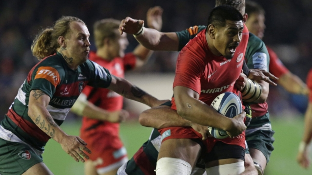 Saracens secured back-to-back wins in the Gallagher Premiership (Getty Images)